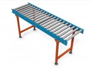 Steel rollers - Mild steel structure