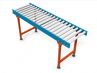 PVC Rollers - Mild steel structure