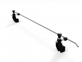 Adjustable sidewall with bracket