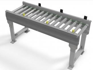 Stainless Steel - 24V Roller Conveyor