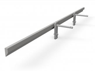 Adjustable sidewall - stainless steel