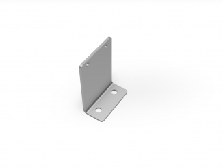 Reflexive sensor support - stainless steel