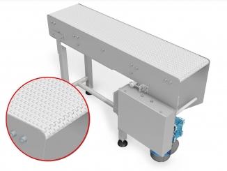 Nose Bar - Modular Belt Conveyor