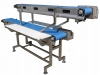 RTC - Poultry processing conveyors - overposed - stainless steel - HDPE