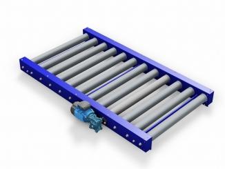 Pallet Live Roller Conveyor