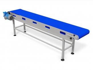 Easy Cleaning Stainless Steel Conveyor