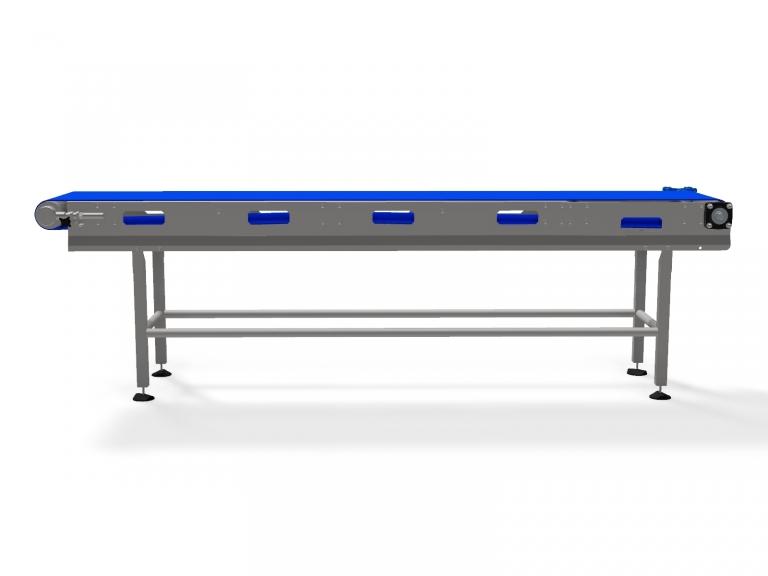 Easy Cleaning Stainless Steel Conveyor Belt Conveyors
