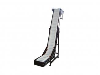 Mild Steel - PVC Belt - Elevator