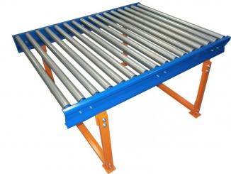 Mild Steel - Gravitational Roller Conveyor - Steel Rollers