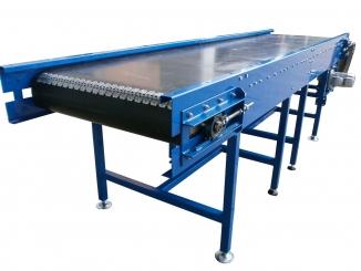 Mild Seel - Rubber Conveyor Belt - MWS