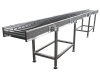 Stainless Steel Roller Conveyor - Fixed ...