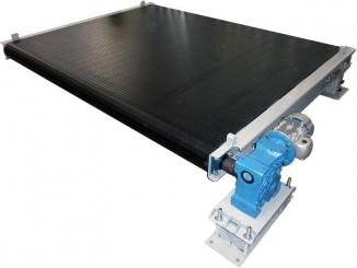 Heavy Duty Modular Belt Conveyor -  Mild Steel Structure
