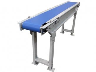 Mild Steel - Polyurethane belt conveyor