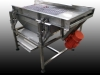 Cherry sorting line - Vibrating sieve