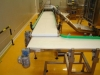 Macromex Oradea - Polyurethane belt conveyors with stainless steel structuare