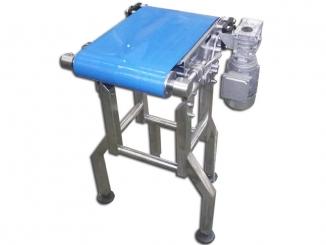 Stainless Steel Conveyor - Easy cleaning - Homogenous belt ...