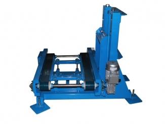 Double belt conveyor - Lift