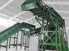 Balling press and bypass conveyors system
