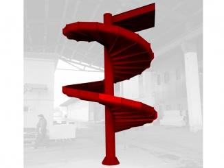 Spiral chute - logistics
