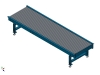 Roller bed conveyors - Self Trust Romania
