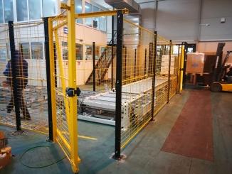 Pallet Conveyor Line