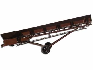 Height Adjustable - Mobile - PVC Belt Conveyor